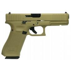 "Glock 17 Gen 5, CSSi Exclusive ""FDE"", USA Handgun 9mm Luger 17rd Magazine 4.49"" Barrel"