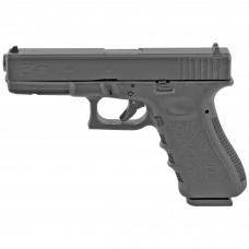 "Glock 22 Gen 3 Safe Action, 40S&W, 4.49"" Barrel, Polymer Frame, Matte Finish, Fixed Sights, 15 Rds"