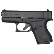 Glock 43 9MM Subcompact Pistol 6 Rounds
