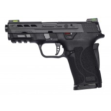 Smith & Wesson M&P Shield EZ Performance Center 9mm Luger 8rd Magazine 3.83 Ported Barrel No Thumb Safety w/Cleaning Kit