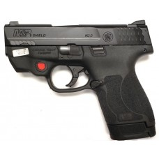 Smith & Wesson M&P Shield M2.0 9MM With Crimson Trace Laser