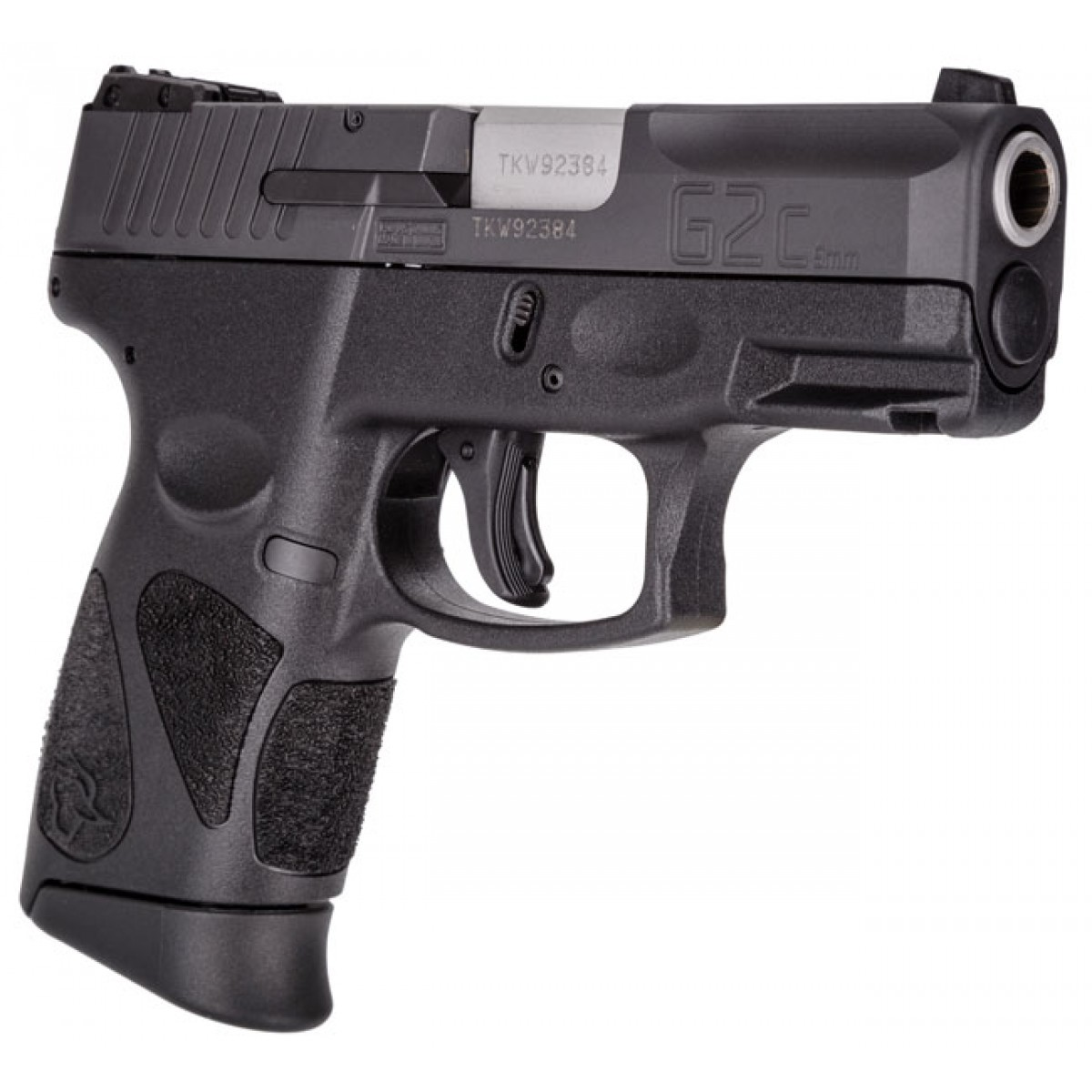 Taurus G2c 9mm Luger Matte Black 3 2 Quot Barrel Two 12 Round Mags