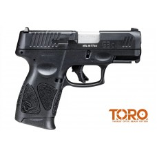 Taurus® G3c T.O.R.O. Optics Ready Black 9mm Luger Compact 12 Rounds 3 Mags