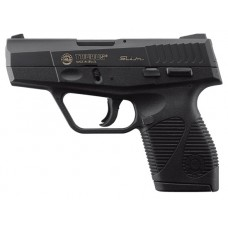 Taurus 709FS 7+1 Rounds 9MM Slim Black Semi Auto