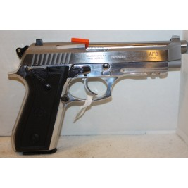Taurus PT92 Stainless 9MM, 17+1 Rounds