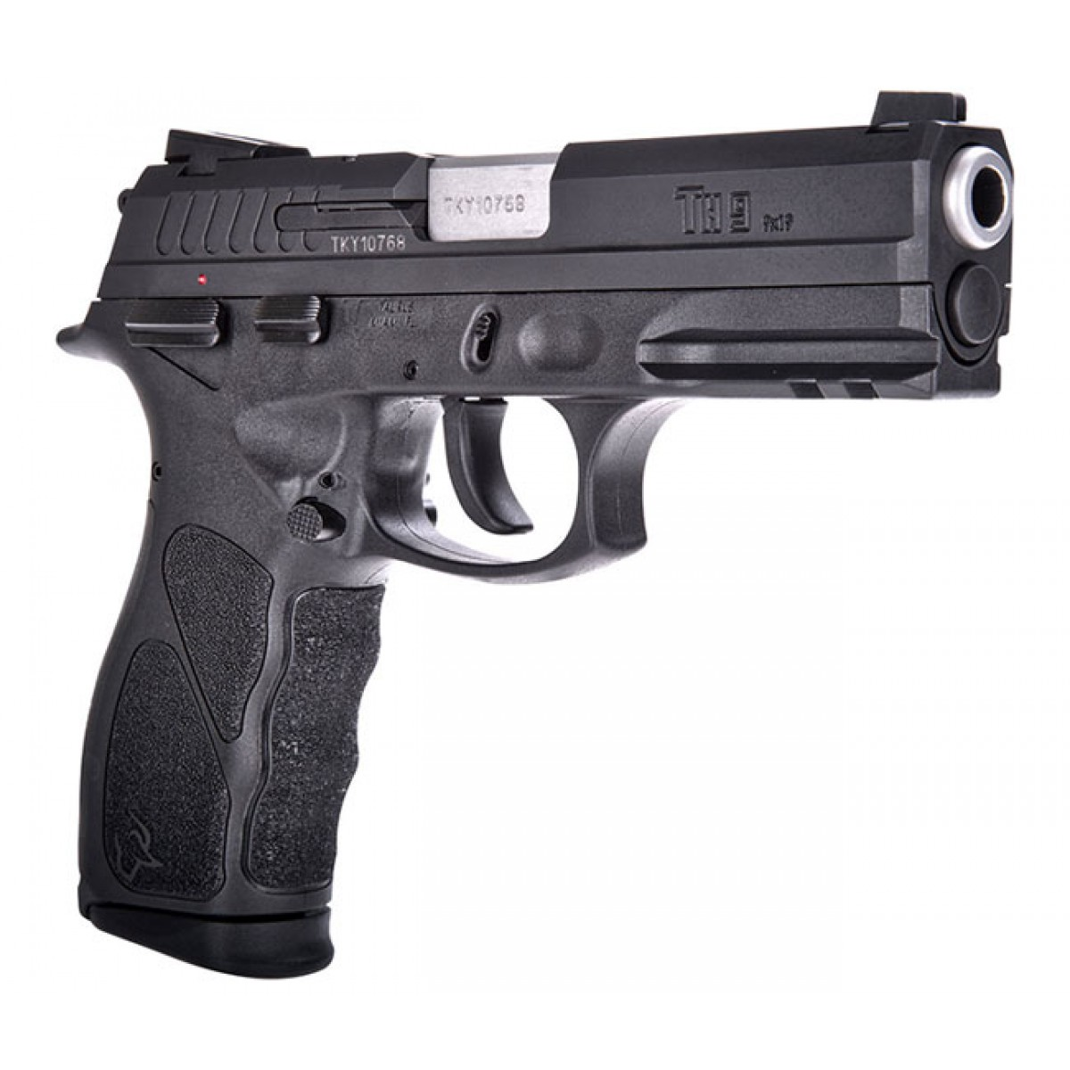 Taurus Th9 9mm Luger Matte Black 4 27 Quot Barrel Sa Da 17 Rounds
