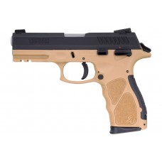 Taurus TH9 9MM LUGER Matte Black & Tan 17 RDS 2 Mags
