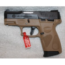 Taurus PT111 MP Gen2 FDE 9MM 12RDS 2 Mags