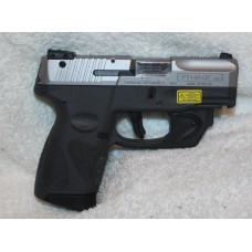 Taurus PT140 MP Gen2 40sw Veridian Laser 10RDS