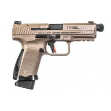 CANIK TP9SF ELITE COMBAT 9MM FDE FULL ACCESSORY PACK 9mm