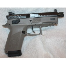 CZ USA P-07 Urban Grey Suppressor Ready 9MM