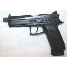 CZ P-09 Suppressor Ready 9MM Tall NS 21 RDS