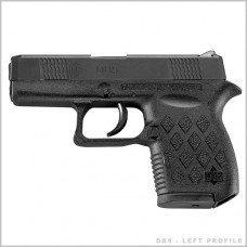 Diamondback Firearms DB9 Black 9mm Semi-Automatic Sub Compact Pistol
