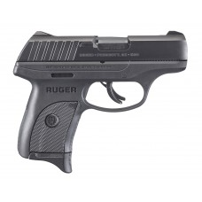 Ruger EC9s Subcompact 9MM Pistol, Black, 7+1 Rounds