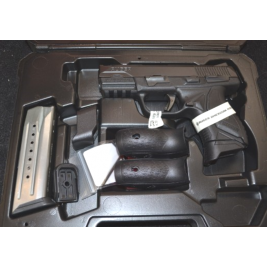 Ruger American 9 Compact 9MM Semi Auto Pistol 17+1 RDS 2 Mags