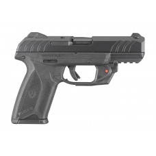 Ruger Security 9 Semi Auto Pistol 9mm Viridian Laser 15 RDS