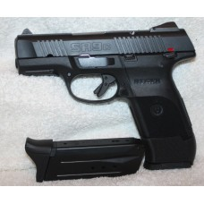 Ruger SR9c 9MM Pistol, 17 and 10 Rounds