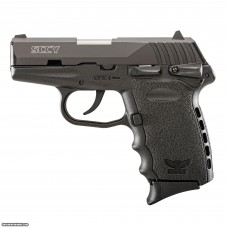 SCCY 9MM Semi Auto CPX-1 Gen-2 Pistol, External Safety, 10 Rounds