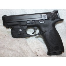 S&W M&P40 12 RDS Streamlite Lite & Laser 4.25""