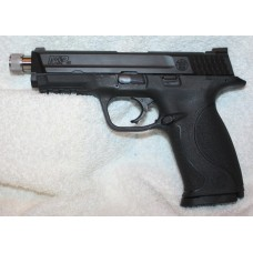 S&W M&P40 40SW Threaded Barrel 15 RDS 309300