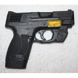 S&W M&P45 Shield 45ACP 2 Mags Armalaser