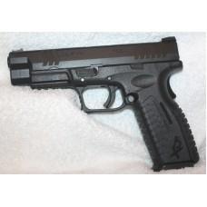 "Springfield Armory XDm OSP 9mm Luger 4.5"" Brl Blued / Poly ( XDM9459BHCOSP )"