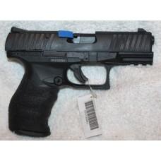 "Walther PPQ 22LR Semi Auto Pistol, 4"" Barrel, 12 Rounds"