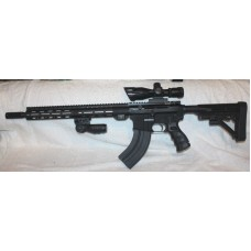 Anderson AR15 Left Hand 7.62x39 Scope Laser AR47