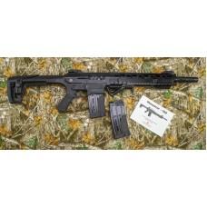 Monastor 102 Black Mag Fed Semi Auto 12 Gauge Shotgun, 2 Five Round Mags