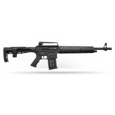 "Charles Daly AR-12S Semi-Auto Shotgun 12 GA 19.75"" Barrel, Black"